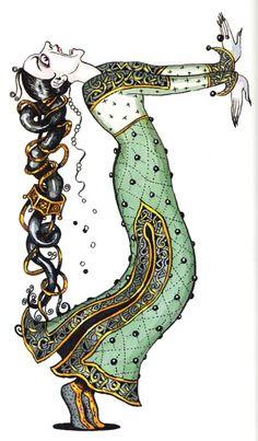 Les Enfants Texte: Virginie Lou Illustration: Nicole Claveloux Éditions Casterman - 1994
