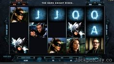 Play 'The Dark Knight Rises Slot' as much as your want for free in our game panel >> jackpotcity.co/r/6176.aspx