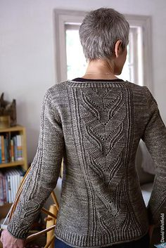 Ravelry: Leaving pattern by Anne Hanson