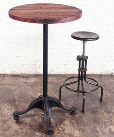 VR41 Bar Tavola tavolini da bar industriale