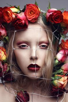 Phorographer - Anya Kozyreva Make Up & HS - Alyona Gorbunova Model - Lara T. // by Ann-ko, DeviantArt