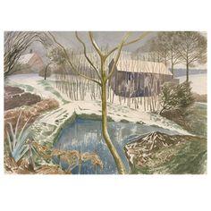 Nash Wild Garden (unframed print)