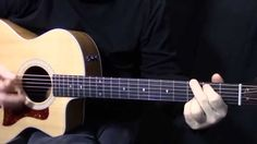 how to play Angie on guitar by the Rolling Stones - acoustic guitar less...