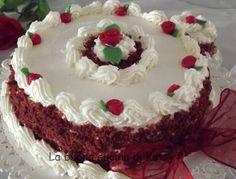 La buona cucina di Katty: Red Velvet Cake .... fatte da me!