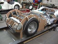1960 Maserati Tipo 61 Birdcage Restoration  This 1960 Maserati Tipo 61 (Serial Number 2459) was the subject of a restoration which began it's resurrection journey with an avid Maserati collector in Italy and was completed by the marque experts at Steve Hart Racing in the U.K.