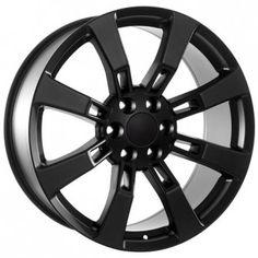 22 inch matte black Chevy rims will fit ------->Chevy Silverado (1999-present) | Chevy Suburban (2000-present) | Chevy Tahoe (1995-present) | Chevy Avalanche (2001-present) | Chevrolet Colorado (2004-Present)