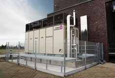 """Brennstoffzelle - Energieerzeugung und Brandschutzsystem mit """"ROSI"""" - http://www.logistik-express.com/brennstoffzelle-energieerzeugung-und-brandschutzsystem-mit-rosi/"""