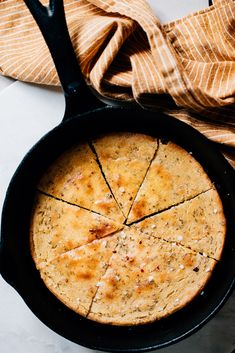 Kikärtsbröd i panna — Happy Health pan bread on chickpeas: 8 pieces. Use: 26 cm cast iron pan —- 2 dl chickpea flour 2 dl water teaspoon salt 1 tbsp olive oil (plus tbsp in the pan) a pinch of Food N, Good Food, Food And Drink, Gluten Free Recipes, Vegetarian Recipes, Healthy Recipes, Clean Recipes, New Recipes, Bakers Gonna Bake