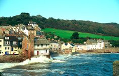 Cawsand and Kingsand in Cornwall