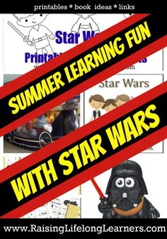Summer Learning with Star Wars