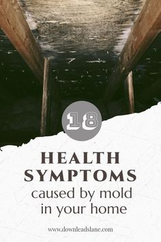 I had developed a multitude of unexplainable symptoms from the hidden mold in our home. After months of intensive testing, still no explainable cause to my symptoms. #moldsymptoms #toxicmold #moldillness #housemold #healthsymptoms #hiddenillness