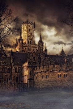 Medieval, Marienburg Castle, Hannover, Germany Please Follow:- +Wonderful…