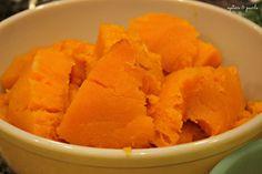 Baked Seminole Pumpkin