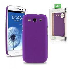 Versio Mobile Samsung Galaxy S III Micro Shell - Purple