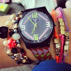 Cool swatch, tribal look