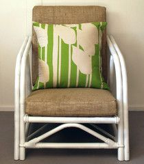 Water Breeze Cushion Cover in Moss