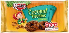 Keebler Coconut Dreams