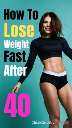 How to Lose Weight Fast After When we turn our metabolisms take a giant halt, losing weight gets even harder. However with these weight loss tips you can still get it done. These are the best ways to lose weight after 40 Weight Loss Meals, Diets Plans To Lose Weight, Weight Loss Challenge, Weight Loss Diet Plan, Losing Weight Tips, Weight Loss For Women, Fast Weight Loss, Healthy Weight Loss, Weight Loss Journey