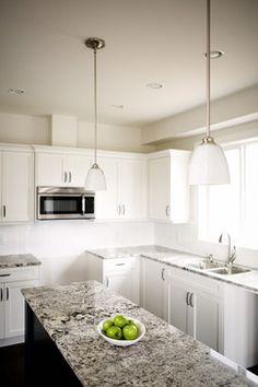 Traditional Inner City modern-kitchen