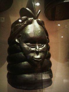 Sande mask SIERRA LEONE