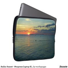 Choose from a variety of laptop sleeves or make your own! Shop now for custom laptop sleeves & more! Neoprene Laptop Sleeve, Laptop Sleeves, Custom Laptop, Crafting, Sunset, Crafts To Make, Crafts, Sunsets, Handarbeit