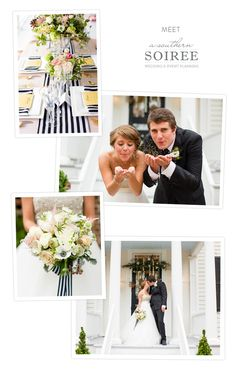 Tips for Stress-Free Wedding Planning from ASouthernSoiree.com -- Click here to Read: http://www.StyleMePretty.com/little-black-book-blog/2014/04/09/tips-for-stress-free-wedding-planning-from-a-southern-soiree/ RobynVanDykePhotography.com on #SMP