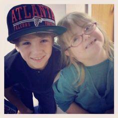 Matty b and sister