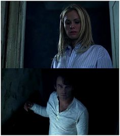 Sookie Stackhouse (Anna Paquin) & Bill Compton (Stephen Moyer)