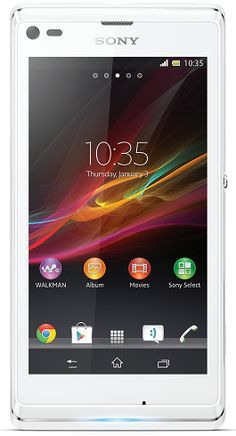 Xperia L Full Specifications