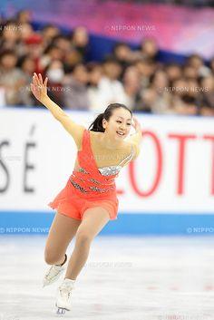 Mao Asada (JPN), .NOVEMBER 23, 2012 - Figure Skating : Mao Asada  of Japan…