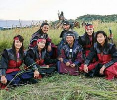 Hwarang team fighting Hwarang cast