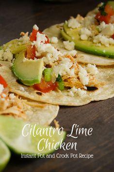 Cilantro Lime Chicken Recipe – Simply Splendid