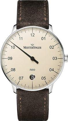 MeisterSinger Neo Ivory NE903N