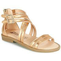 Sandale enfant - grand choix de Sandales et Nu-pieds - Livraison Gratuite   Spartoo ! Sandals, Spartoo, Shoes, Female, Products, Fashion, Zapatos, Gold Flat Sandals, Inner Thigh