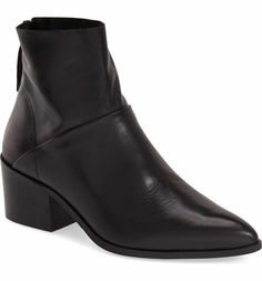 Main Image - Topshop 'Midnight' Pointy Toe Boot (Women)