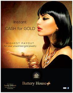 Instant Cash for Gold