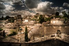 Saint-Emilion, France This UNESCO World Heritage Site in France's Bordeaux region features Roman ruins and steep cobblestone streets, and ha...