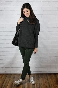 My Style: Callina Sweater | The Brunette One