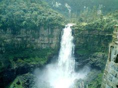 Salto del Tequendama -Cundinamarca-
