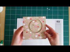 """Vidéo-Tuto """"Carte à Balancier"""" par Coul'Heure Papier - YouTube"""
