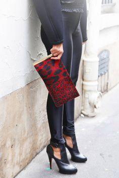 Paris Fashion Week Accessories - Paris Street Style Accessories - Elle#slide-1#slide-1