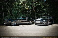 old and new shelby by AmericanMuscle.deviantart.com on @deviantART