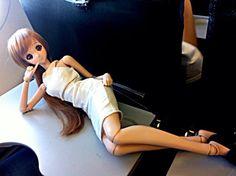 Smart Doll Mirai Suenaga by esquise