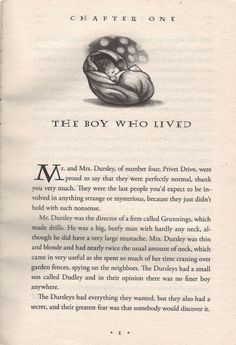 The moment when you read this page for the first time not knowing just how much it was going to change your whole entire life.