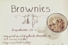 brown & white morning