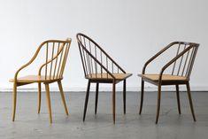 Joaquim Tenreiro's Side chairs, circa 1948. All photos by Sherry Griffin / R20th Century