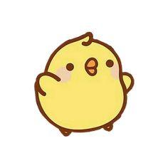 Popular and Trending cute Stickers on PicsArt Cute Animal Drawings Kawaii, Cute Little Drawings, Cute Easy Drawings, Cute Cartoon Drawings, Kawaii Doodles, Cute Doodles, Kawaii Stickers, Cute Stickers, Griffonnages Kawaii
