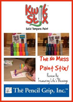 Kwik Stix-The No Mess Paint