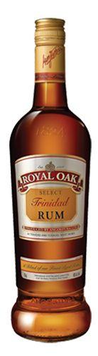 Royal Oak Select Trinidad Rum