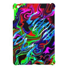 Liquid Love ~ iPad Mini Plastic Case Cover For The iPad Mini